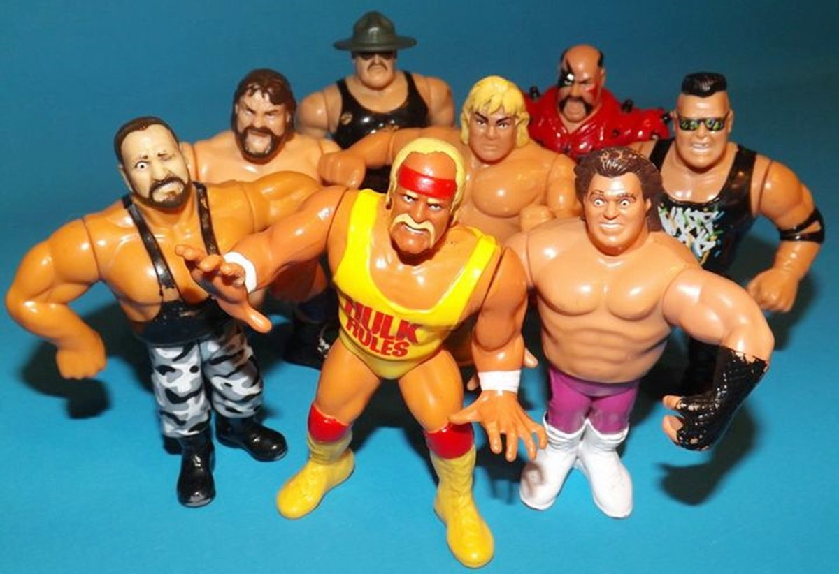 6.1 10 Action Figures You've Probably Forgotten About