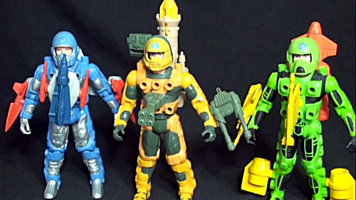 7.1 10 Action Figures You've Probably Forgotten About