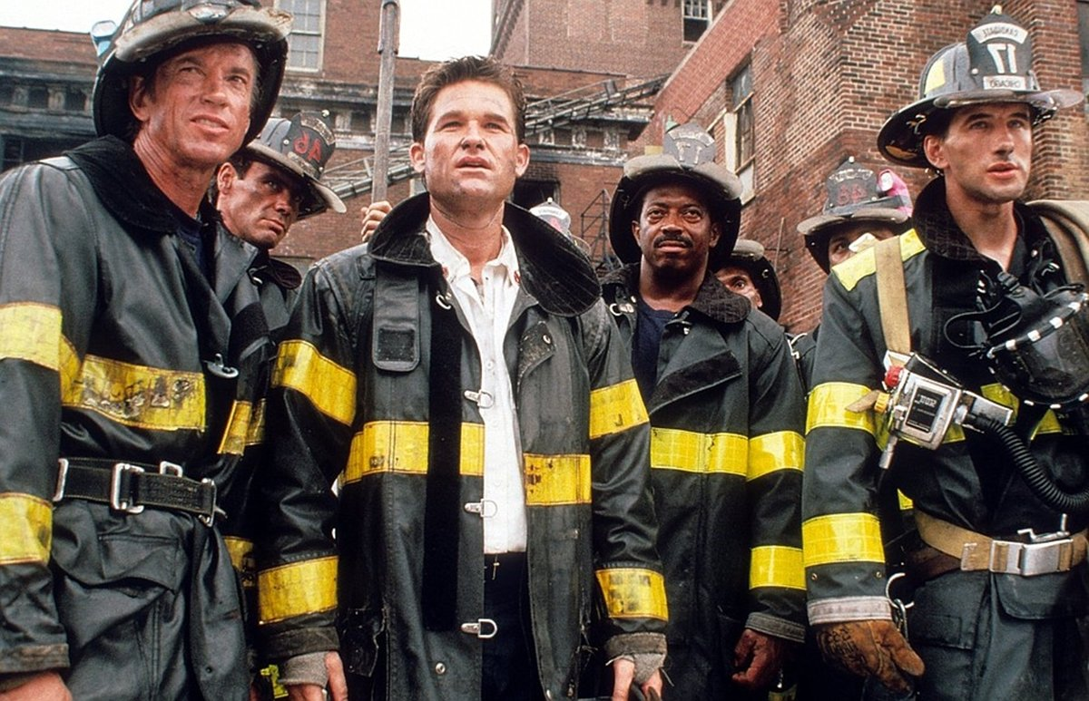 the cast of backdraft