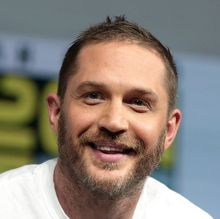 888px Tom Hardy by Gage Skidmore e1611674373417 40 Things You Didn't Know About Tom Hardy
