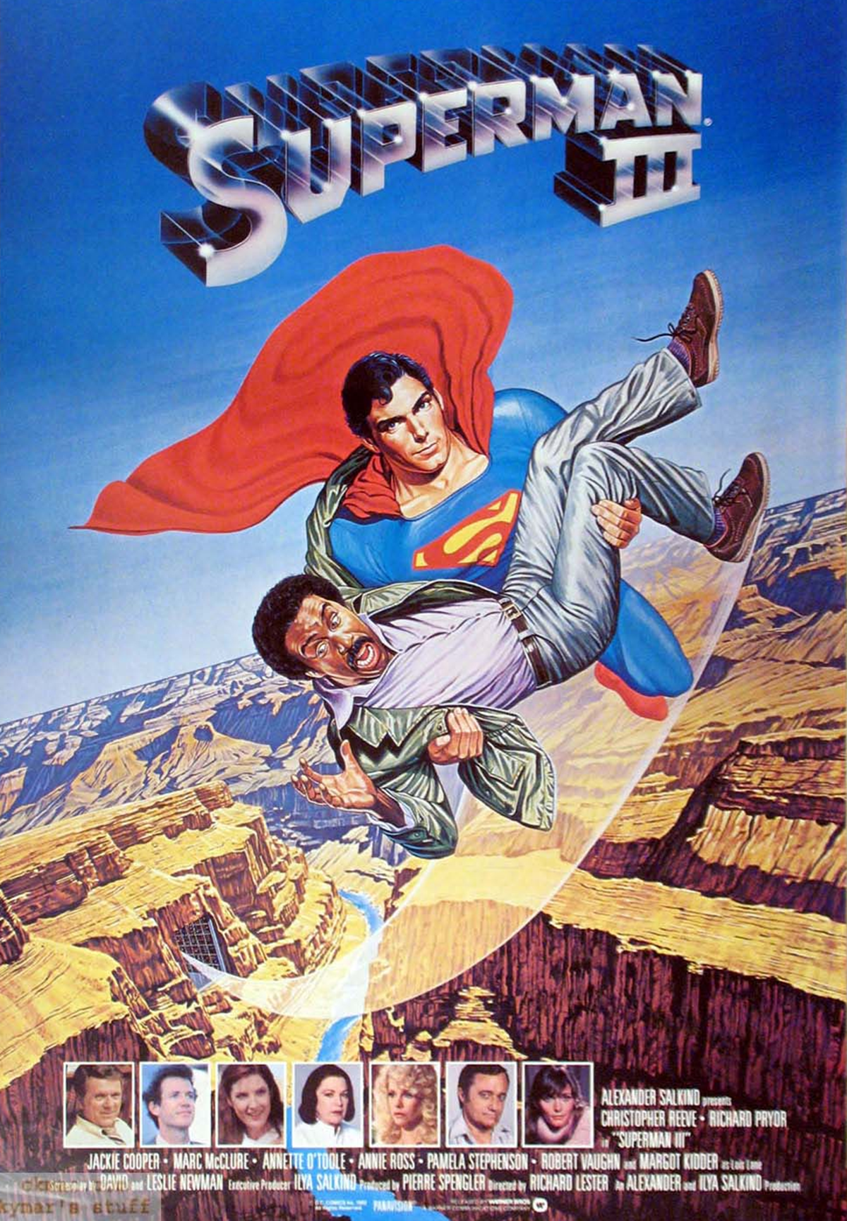 9 12 Things You May Have Missed In Christopher Reeve's Superman Films