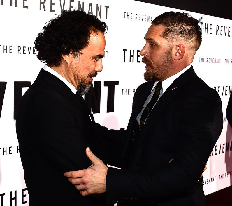 AlejandroGonzalezInarrituTomHardyPremiere7a9T33aOKvox e1611662785287 40 Things You Didn't Know About Tom Hardy