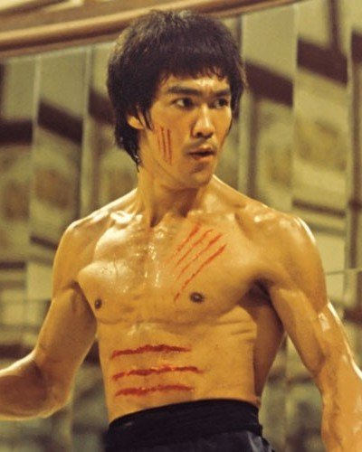 Bruce Lee 2 hero 15 Unexpected Celeb Photos From History