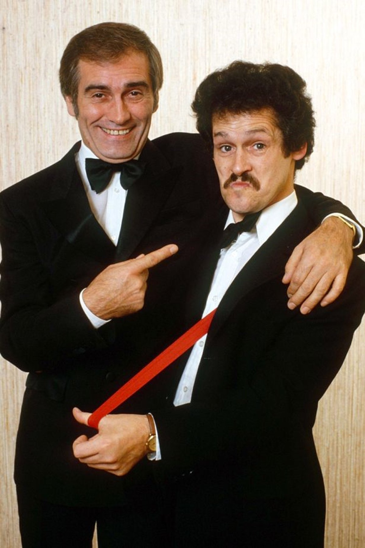 CANNONBALL 10 British Comedy Stars Who Ended Up Hating Each Other