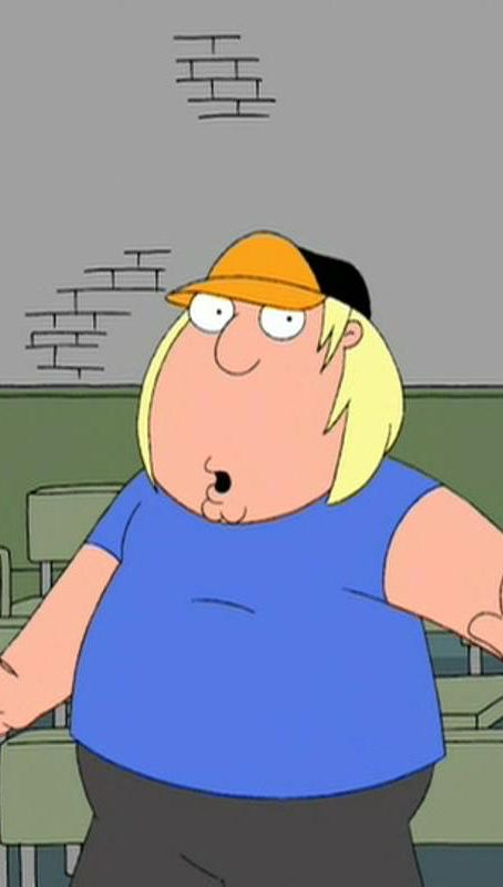 Chris griffin e1542713580421 23 Cartoon Characters Then Vs Now