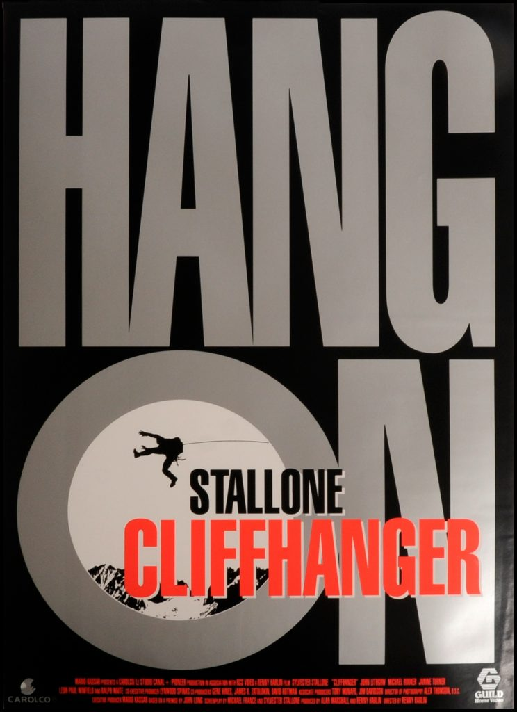 FILM CLIFFHANGER Hang On To These 12 Facts You Probably Never Knew About Cliffhanger!