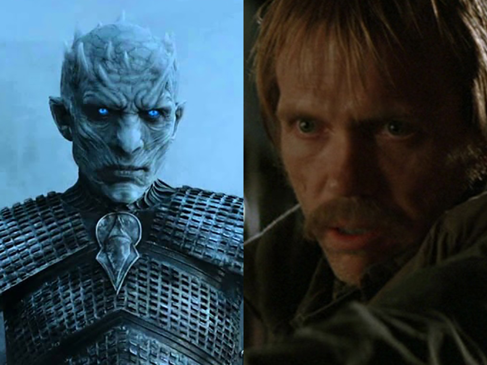 Game of Thrones Night King Joe Chill Richard Brake 33 Things You Didn't Know About The Game of Thrones Cast