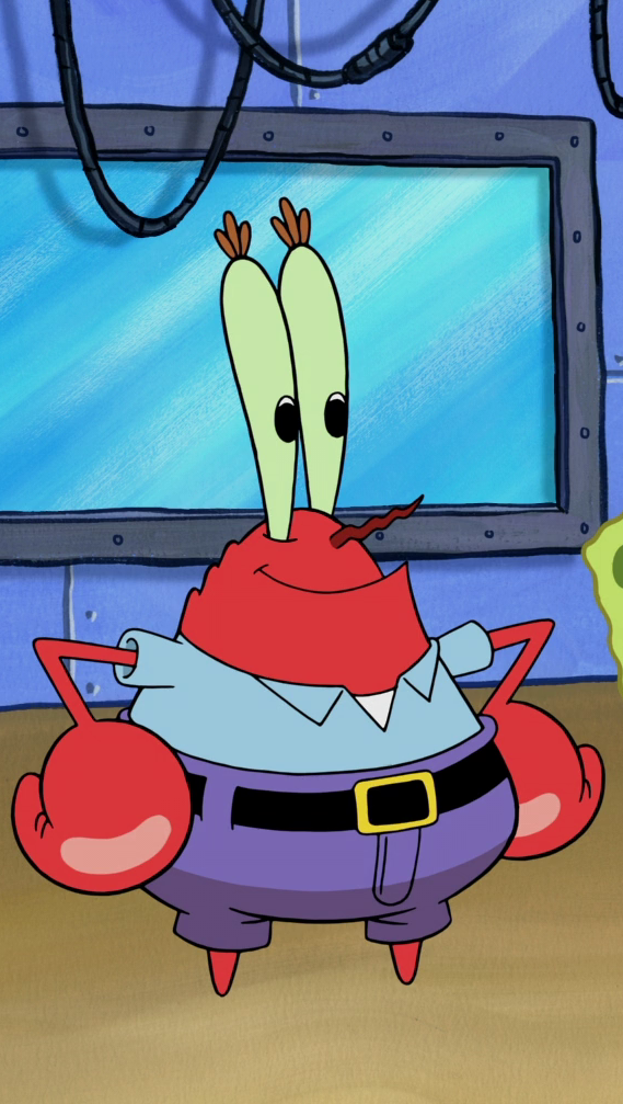 Goodbye Krabby Patty 080 23 Cartoon Characters Then Vs Now