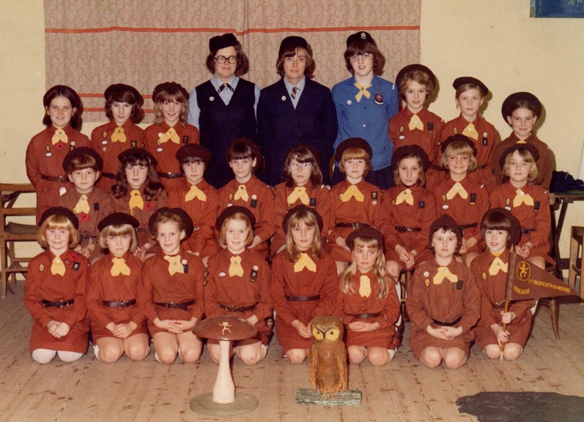 INTRO2 2 12 Brownie Memories All 80s Girls Will Appreciate!