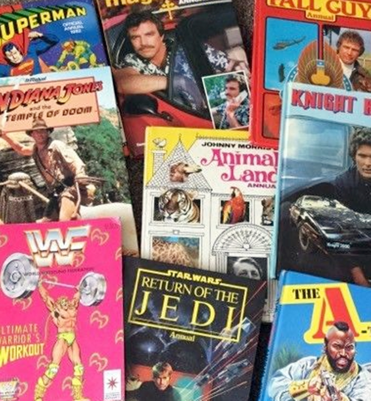 INTRO4 15 Annuals That Will Take You Back To Your Childhood!