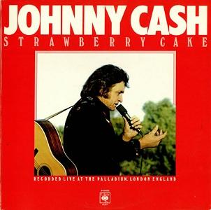 JohnnyCashStrawberryCake 15 Unexpected Celeb Photos From History