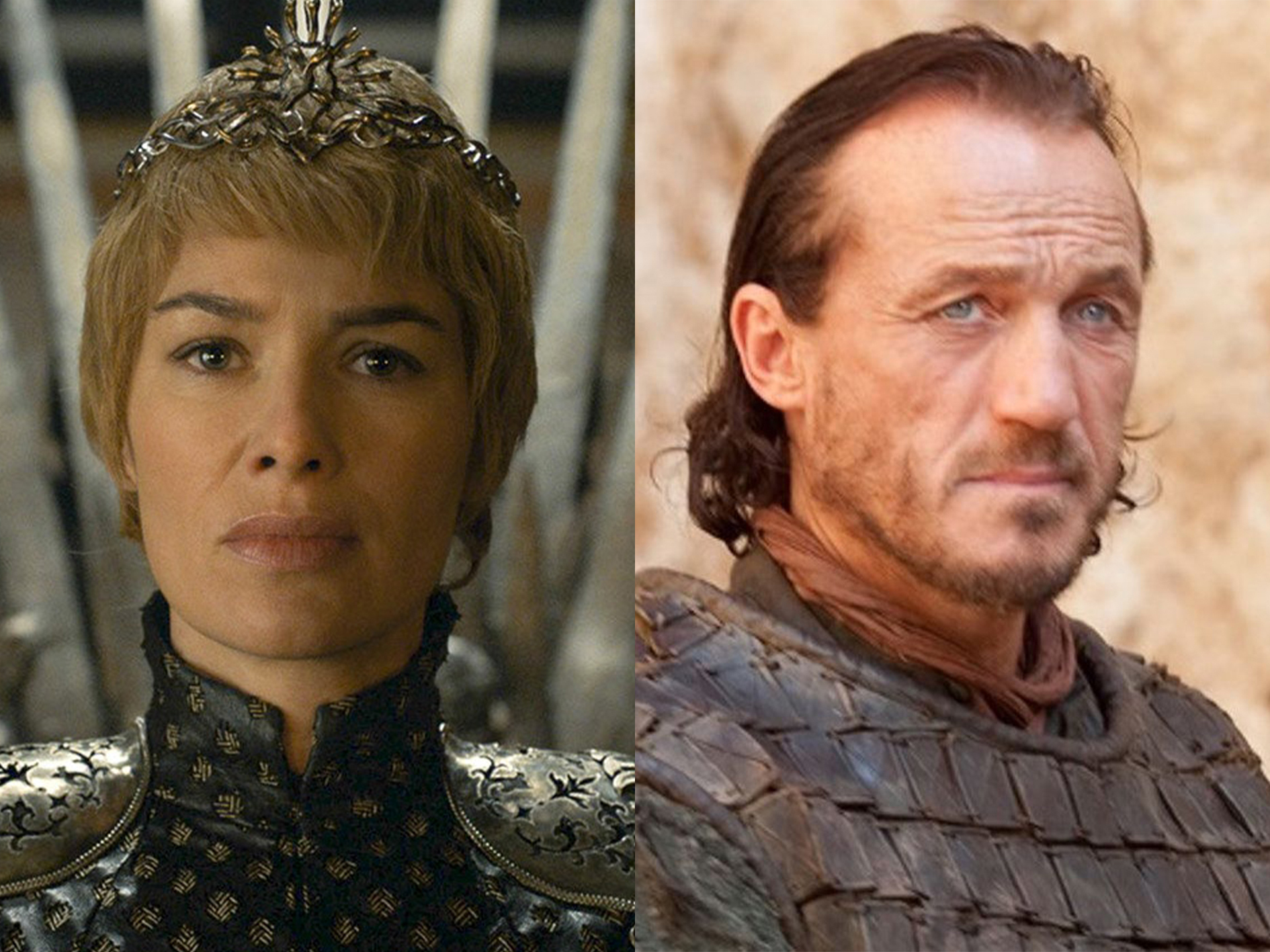 Lena Headey Jerome Flynn 33 Things You Didn't Know About The Game of Thrones Cast