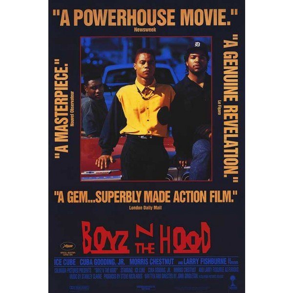 PIC 1 13 13 Surprising Facts You Probably Didn't Know About Boyz N The Hood!