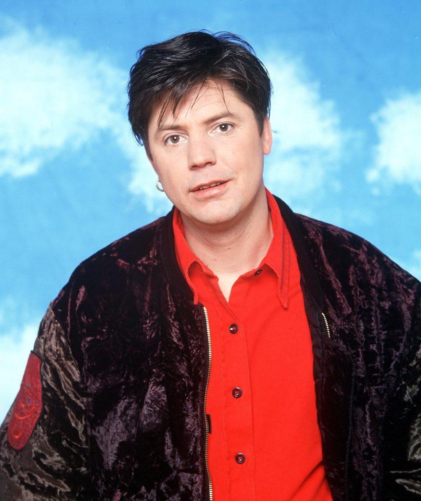 Mark Little 1990s