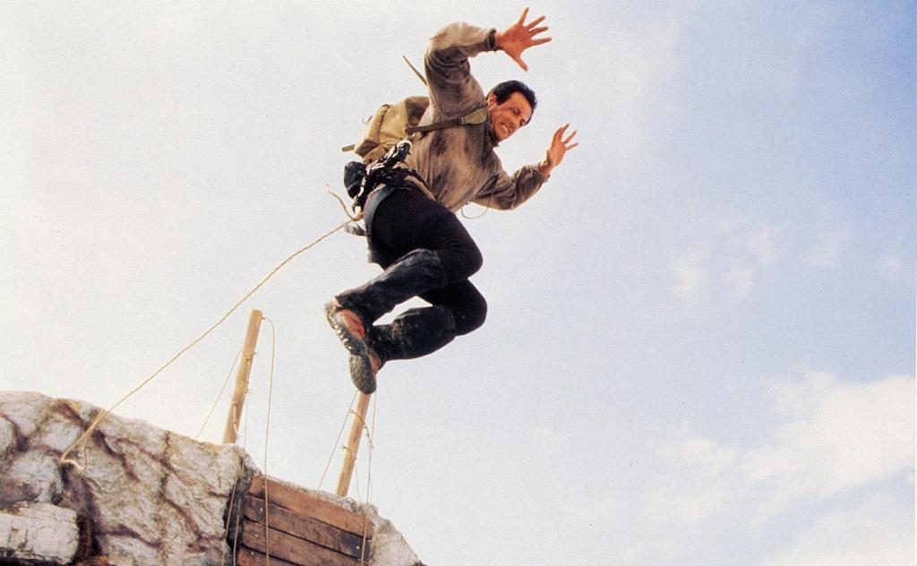 PIC 6 20 Hang On To These 12 Facts You Probably Never Knew About Cliffhanger!