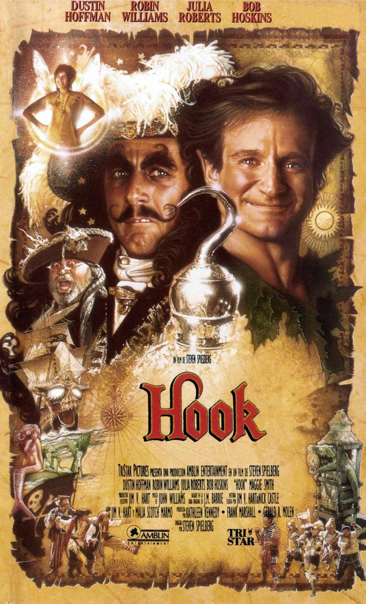 POSTER 10 Things You Probably Didn't Know About Hook