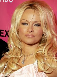 Pam Anderson 2009 cropped 20 Celebrities With Dark Pasts You Didn't Know About