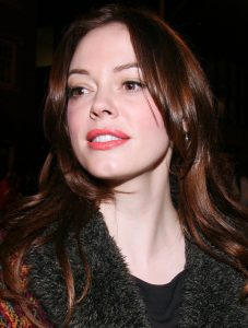 Rose McGowan TIFF 2008 Straighten Crop 20 Celebrities With Dark Pasts You Didn't Know About