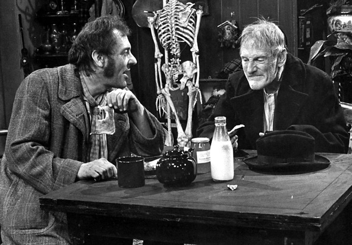 STEPTOE 10 British Comedy Stars Who Ended Up Hating Each Other