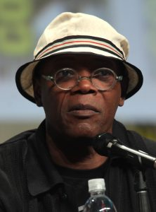 Samuel L. Jackson SDCC 2014 cropped 2 20 Celebrities With Dark Pasts You Didn't Know About