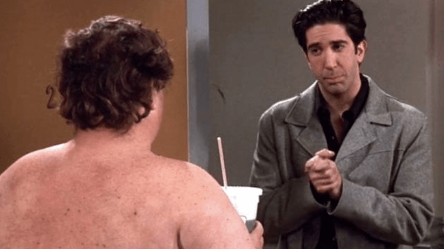 Screen Shot 2018 11 27 at 09.53.04 Here's What The 'Ugly Naked Guy' From Friends Really Looks Like