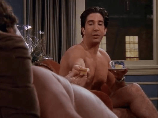 Screen Shot 2018 11 27 at 09.55.18 Here's What The 'Ugly Naked Guy' From Friends Really Looks Like