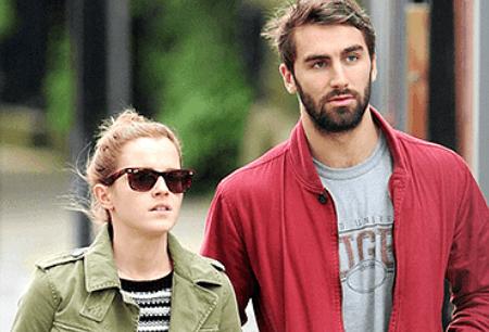 Emma Watson with ex-boyfriend Matthew Janney