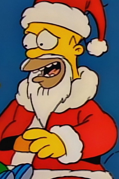Simpsons Roasting on an Open Fire 23 Cartoon Characters Then Vs Now