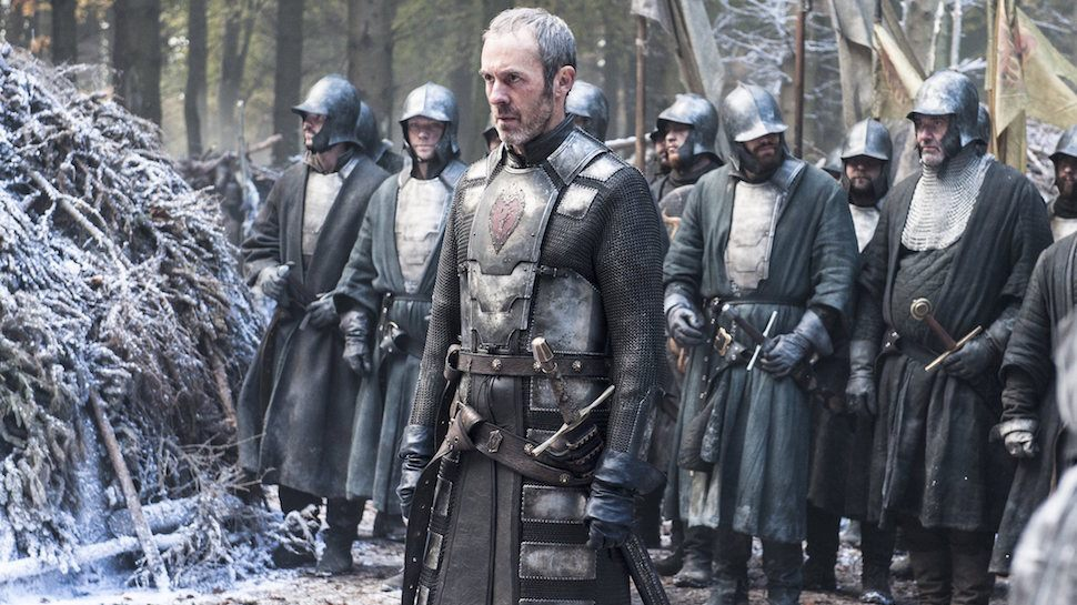 Stannis Baratheon game of thrones s5 33 Things You Didn't Know About The Game of Thrones Cast