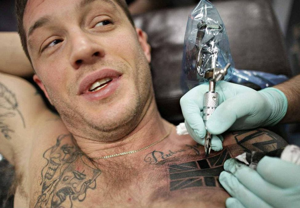 Whats The Hidden Meaning Behind Tom Hardys Tattoos e1611656470302 40 Things You Didn't Know About Tom Hardy