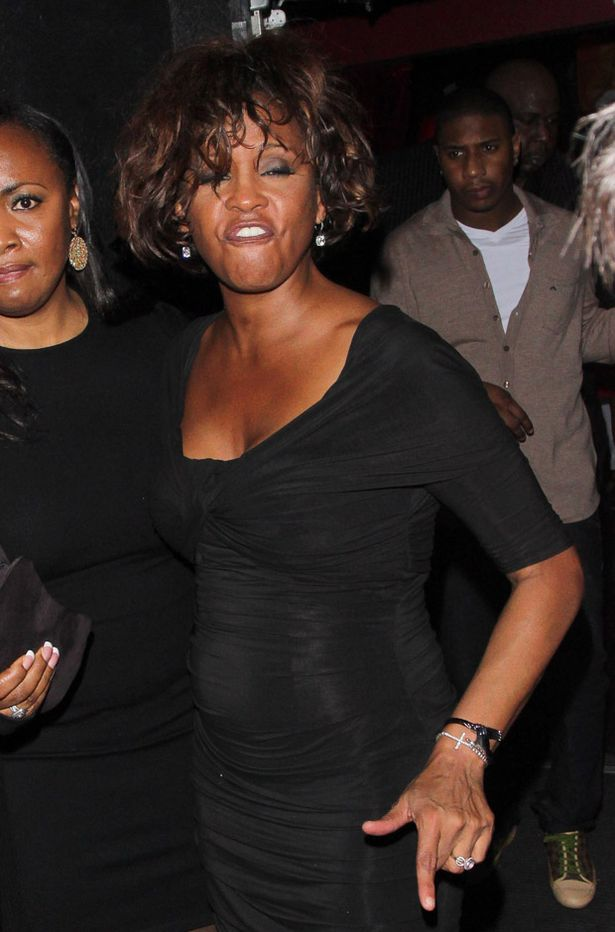 Whitney Houston looking worse for wear as she leaves Tru Hollywood nightclub 45+ Last Known Photos of Celebrities Before They Died