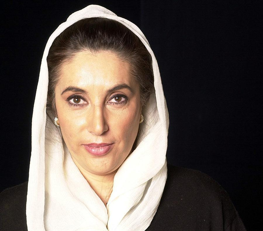 benazir bhutto 45+ Last Known Photos of Celebrities Before They Died