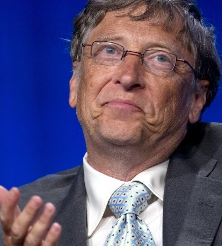 bill gates 3 15 Unexpected Celeb Photos From History