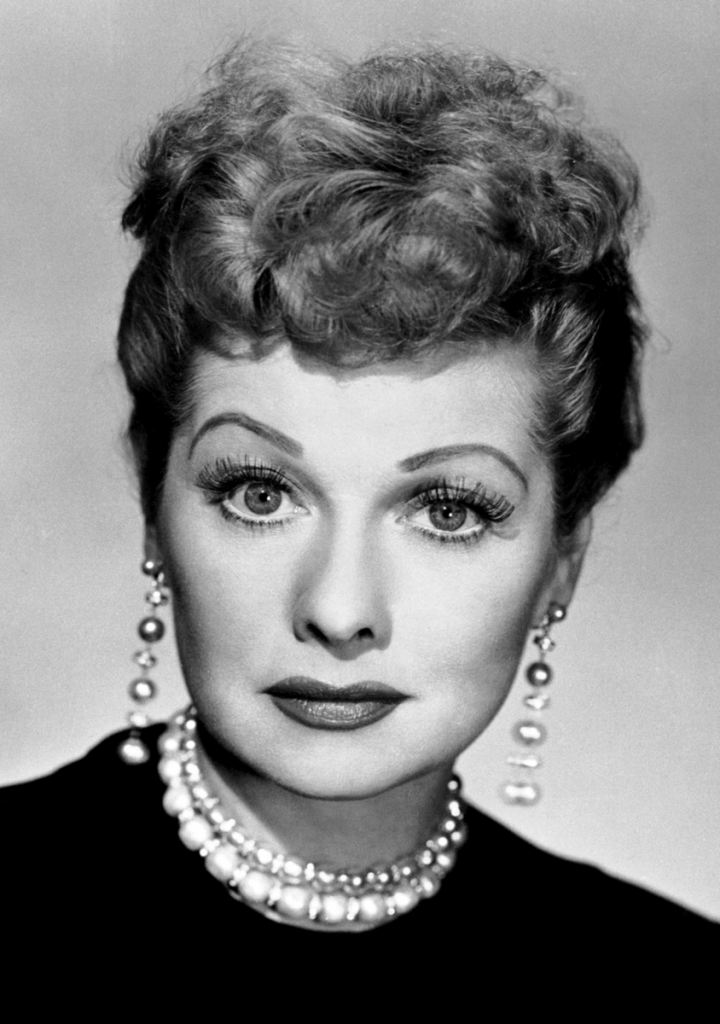 cahalloffame inductee lucilleball 1800x2560 45+ Last Known Photos of Celebrities Before They Died