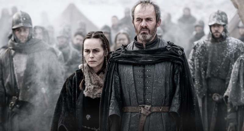 evil stannis 33 Things You Didn't Know About The Game of Thrones Cast