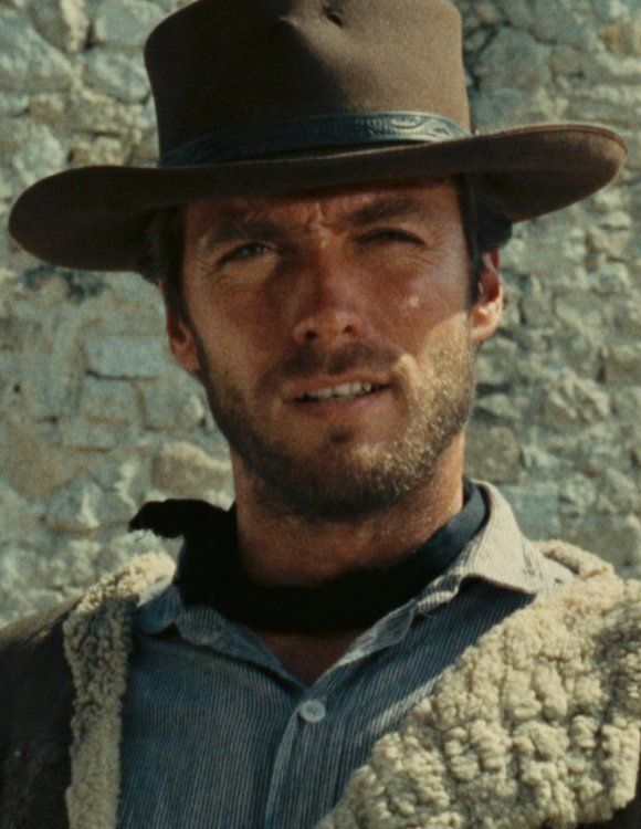 fistful of dollars a 1964 002 clint eastwood medium shot hat ORIGINAL 15 Unexpected Celeb Photos From History
