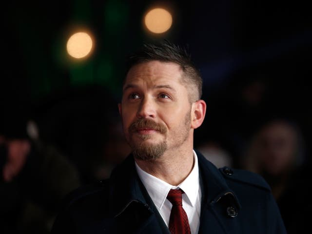 hardy getty3 40 Things You Didn't Know About Tom Hardy