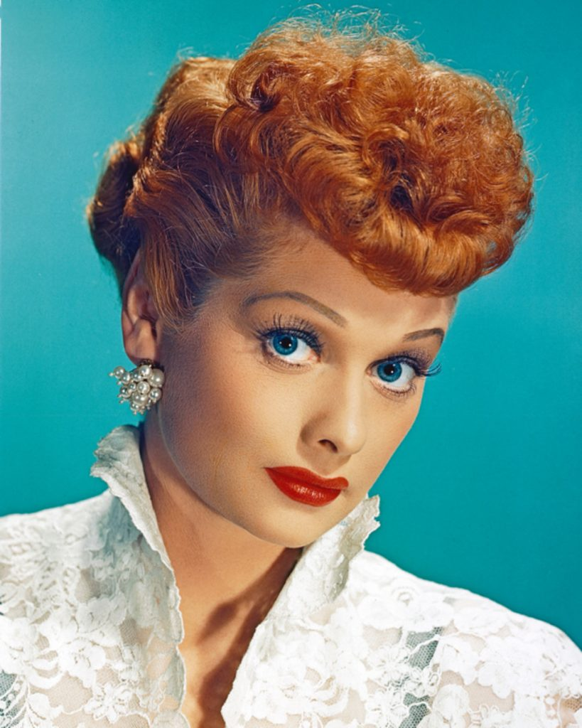 lucille ball resizedjpg 45+ Last Known Photos of Celebrities Before They Died