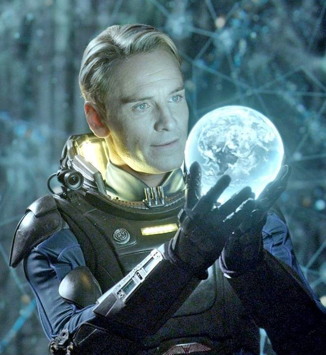 michael fassbender alien covenant 30 Of The Craziest Movie Facts Of All Time