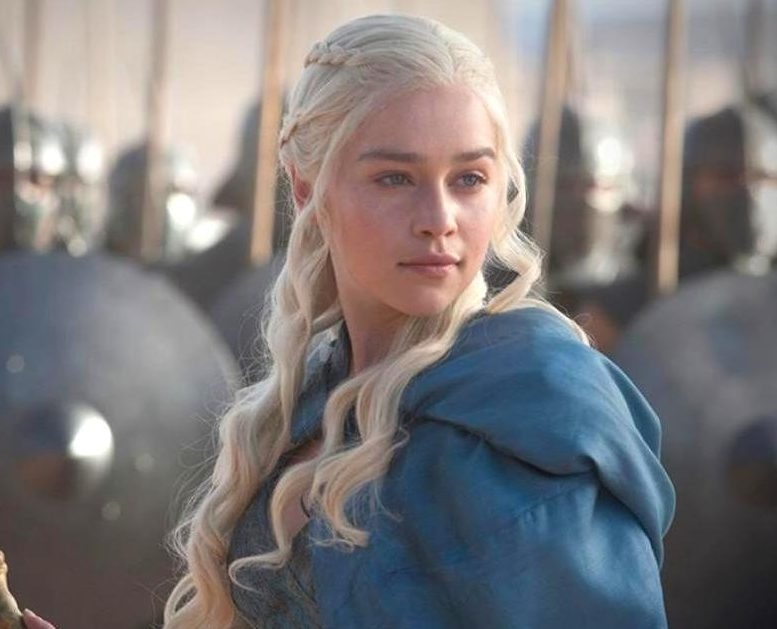 real history game of thrones daenerys targaryen e1626948731576 33 Things You Didn't Know About The Game of Thrones Cast