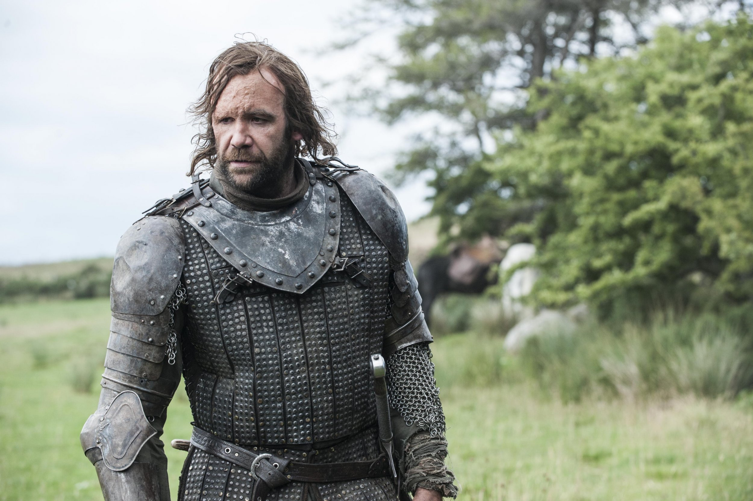 rory mccann sandor hound clegane photo helen sloane hbo 33 Things You Didn't Know About The Game of Thrones Cast