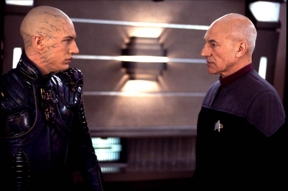 star trek nemesis 2002 66 g 40 Things You Didn't Know About Tom Hardy