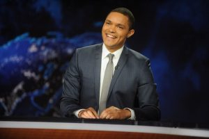 trevor noah desk 490454824 e1559788239672 20 Celebrities With Dark Pasts You Didn't Know About