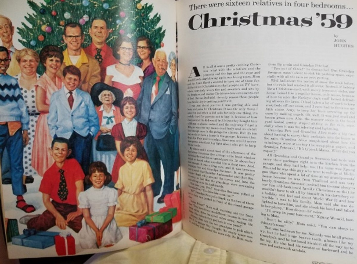 1 24 30 Things You Probably Didn't Know About National Lampoon's Christmas Vacation