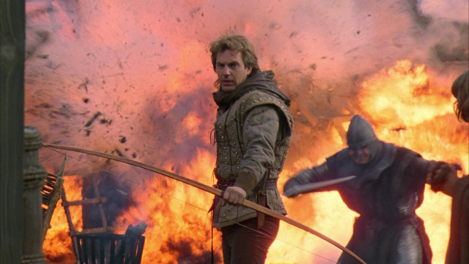 1 32 10 Things You Never Knew About Robin Hood: Prince Of Thieves!