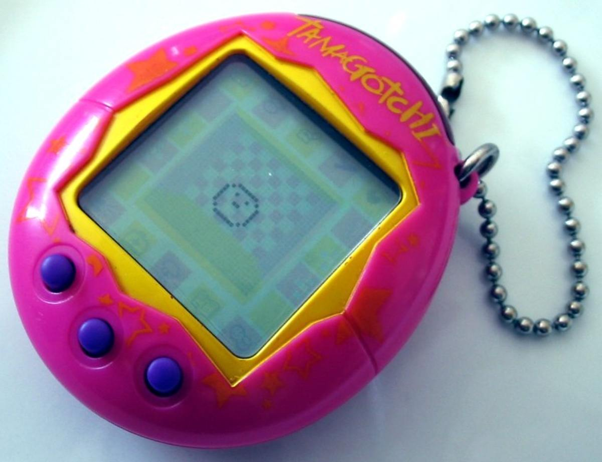 1997 Argos Have Revealed Their Best Selling Christmas Toys Of The Last 45 Years!