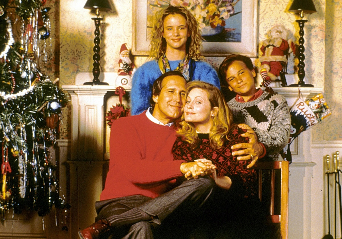 2 19 30 Things You Probably Didn't Know About National Lampoon's Christmas Vacation