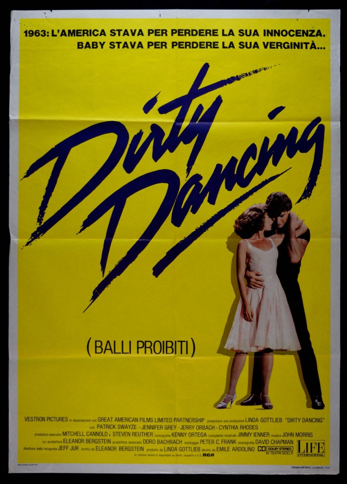 57 30 Things You Probably Didn't Know About Dirty Dancing