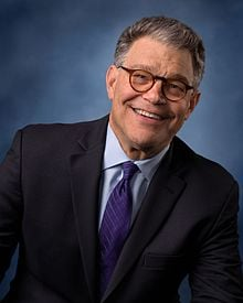 Al Franken official portrait 114th Congress 38 Former Celebrities Who Now Have Very Different Jobs