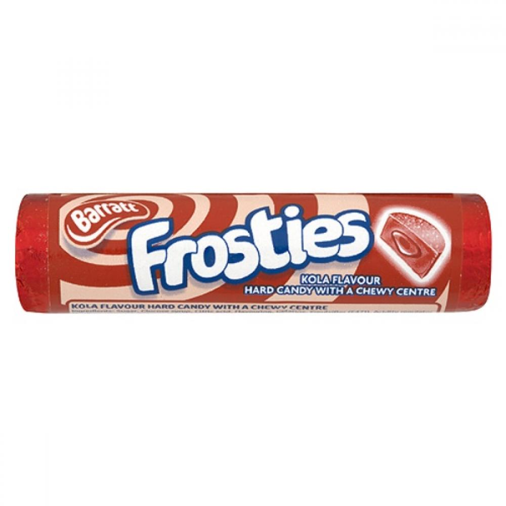 Barratt Frosties Cola Flavour 12 Childhood Sweets You've Probably Forgotten About